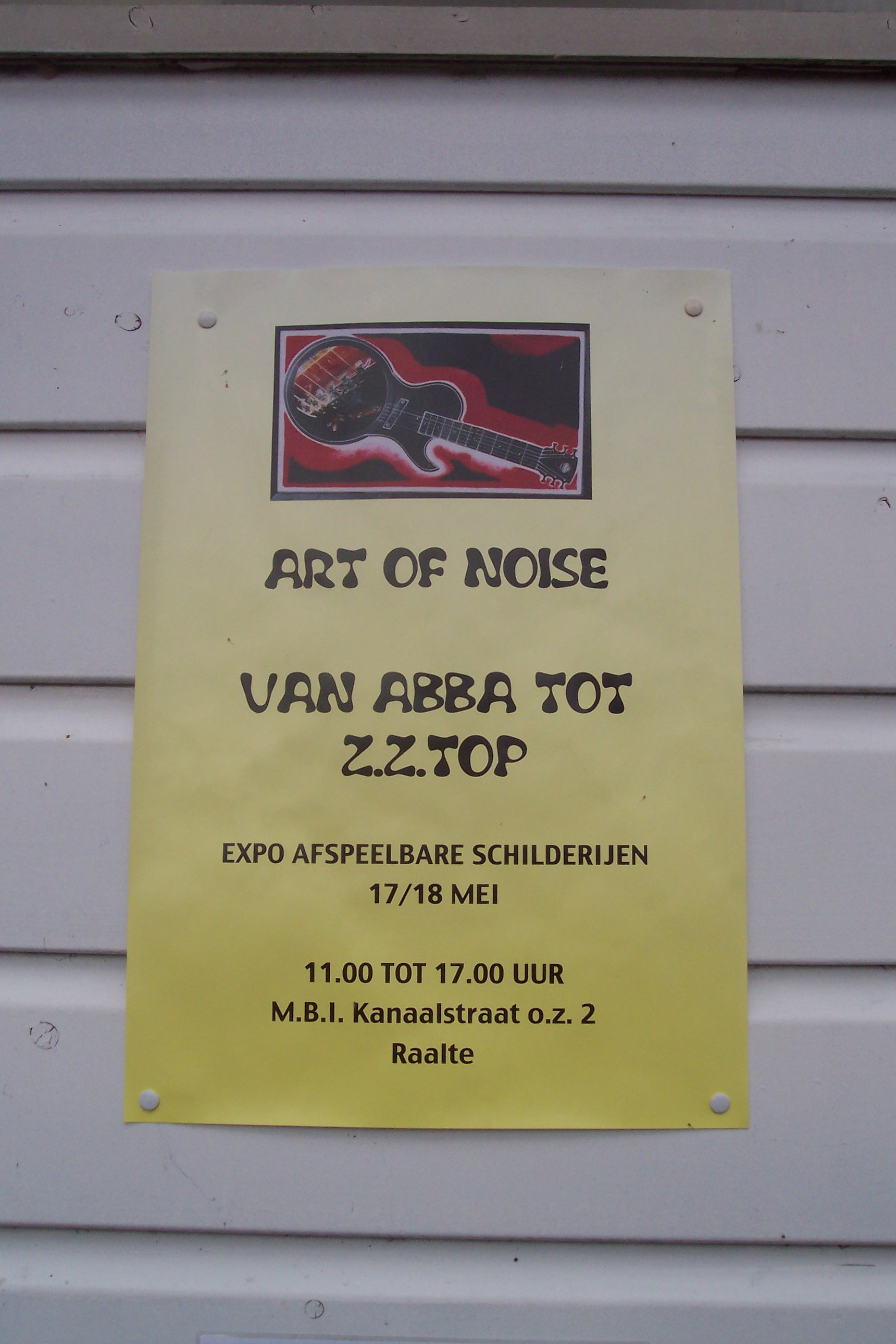 Art of Noise 2008