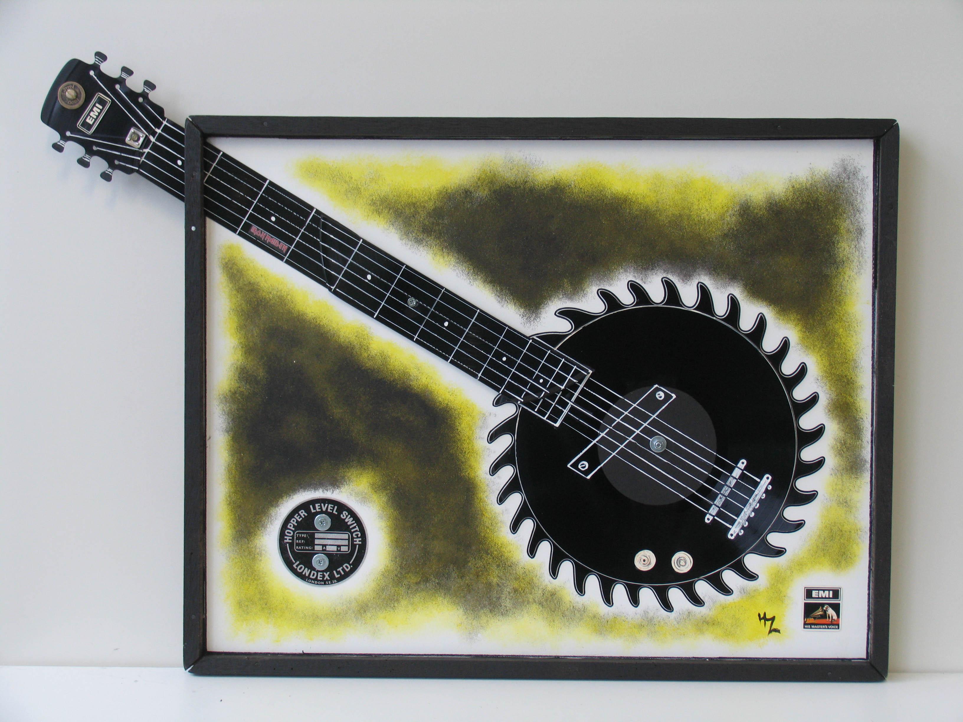 Killing Guitar