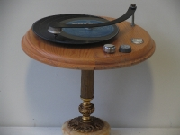 Round Turn Table