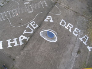 I have a dream-Maarten Luther King project